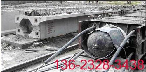 科运橡塑桥梁预制空心板专用橡胶充气芯模2
