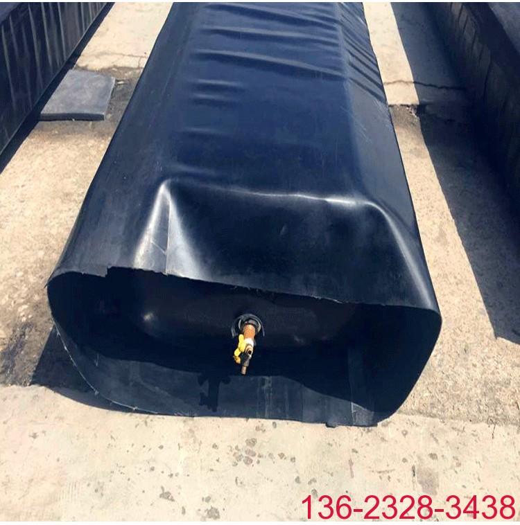 八角形箱梁充气橡胶芯模 八边形充气芯模17米21米1