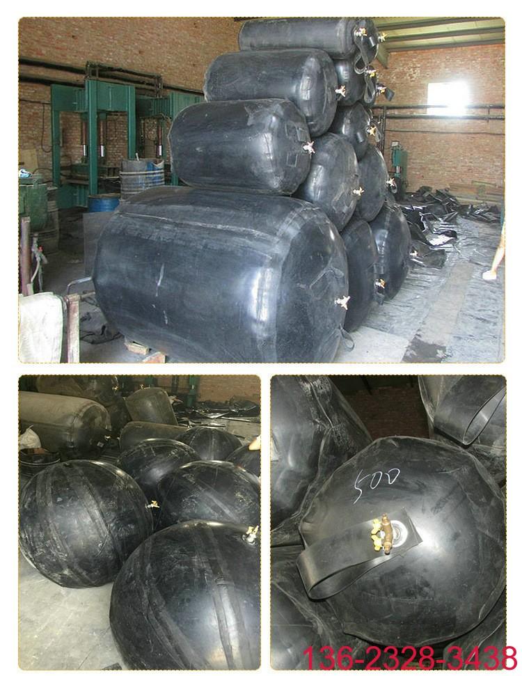 闭水试验检测管道施工质量专用橡胶材质管道封堵气囊神器1
