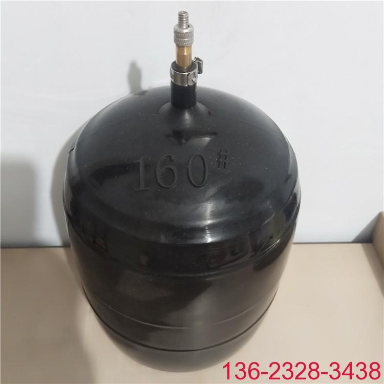 市政排水管道闭水试验 蓄水试验专用管道封堵气囊 闭水神器4