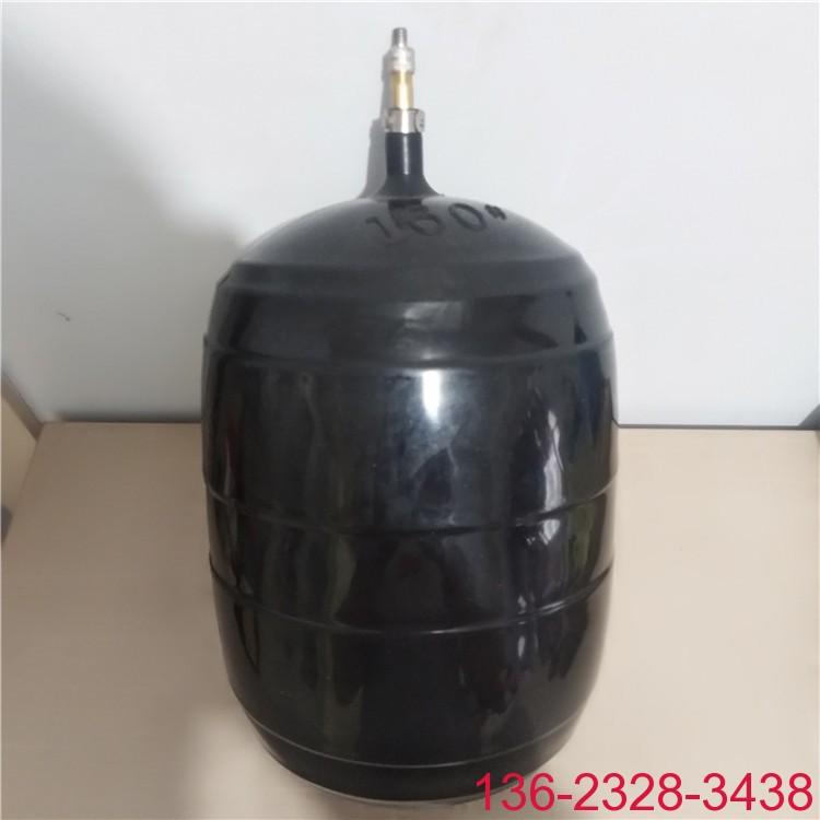 市政排水管道闭水试验 蓄水试验专用管道封堵气囊 闭水神器3