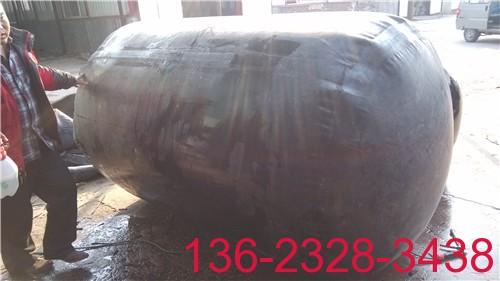 管道堵漏气囊(管道封堵抢修、漏点查找、管道闭水试验专用)7