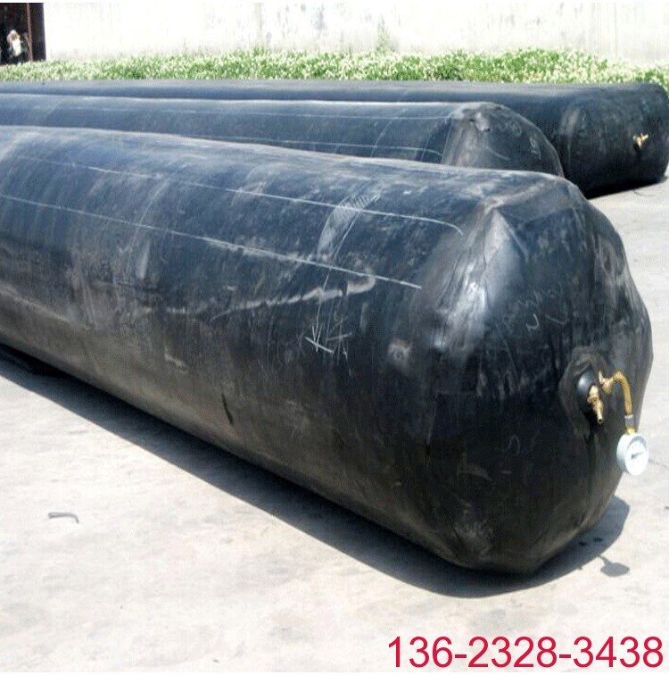 隧道排水边沟充气芯模橡胶气囊内模-科运橡塑圆形隧道排水沟气囊内模厂家16