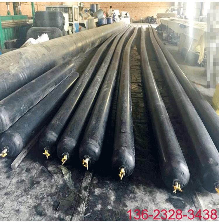 隧道排水边沟充气芯模橡胶气囊内模-科运橡塑圆形隧道排水沟气囊内模厂家18