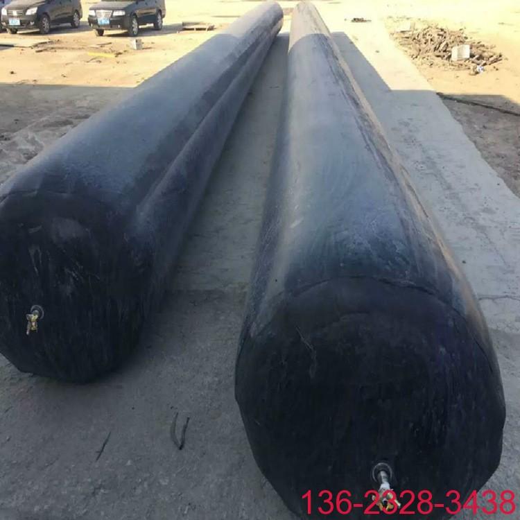 隧道排水边沟充气芯模橡胶气囊内模-科运橡塑圆形隧道排水沟气囊内模厂家12
