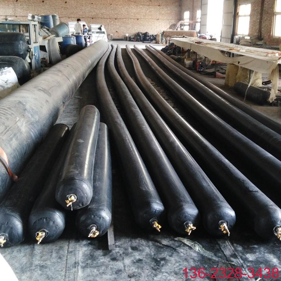 隧道排水边沟充气芯模橡胶气囊内模-科运橡塑圆形隧道排水沟气囊内模厂家13