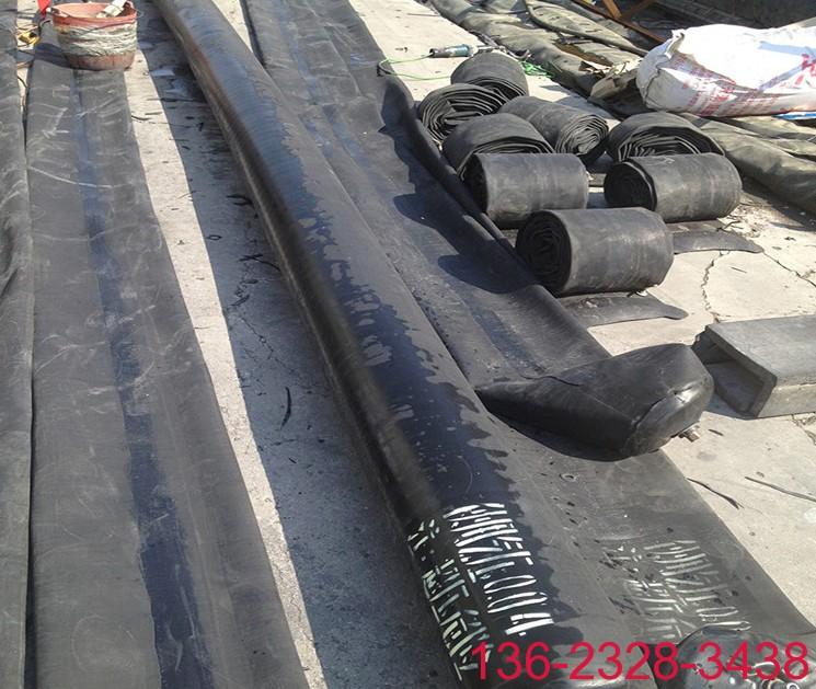 隧道排水边沟充气芯模橡胶气囊内模-科运橡塑圆形隧道排水沟气囊内模厂家14