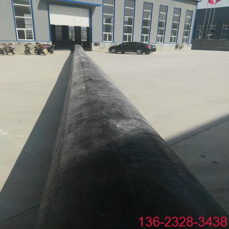 隧道排水边沟充气芯模橡胶气囊内模-科运橡塑圆形隧道排水沟气囊内模厂家15
