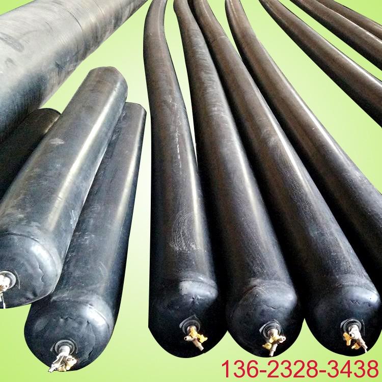 隧道排水边沟充气芯模橡胶气囊内模-科运橡塑圆形隧道排水沟气囊内模厂家17