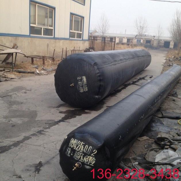 隧道排水边沟充气芯模橡胶气囊内模-科运橡塑圆形隧道排水沟气囊内模厂家9