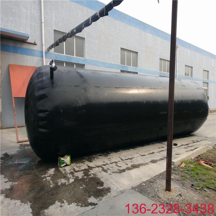 双层橡胶加厚管道堵水气囊 管道闭水气囊DN300/500/700/1000现货批发1