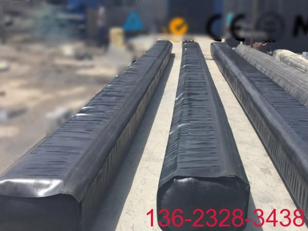 桥梁充气芯模各种截面混凝土空腔预制充气芯模 橡胶空心模 气囊内模厂家批发1
