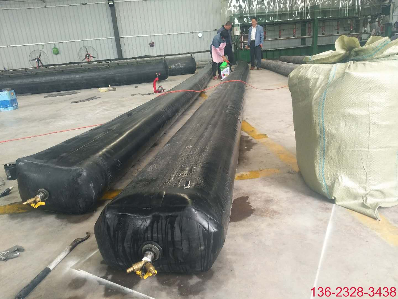 橡胶充气芯模 科运充气芯模在空心板混凝土行业的应用4