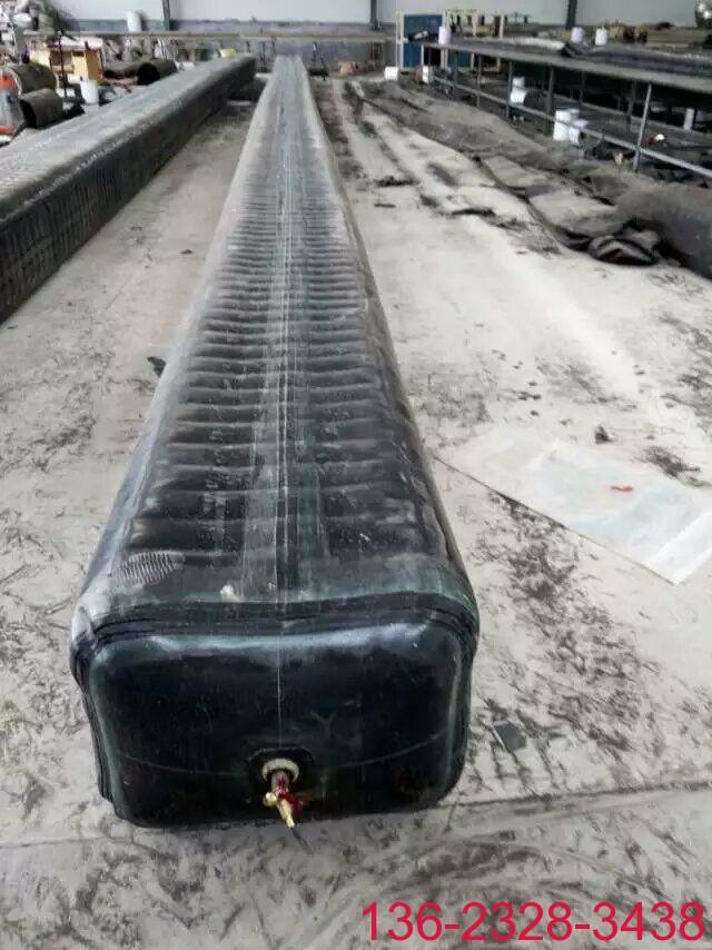 橡胶充气芯模 科运充气芯模在空心板混凝土行业的应用3