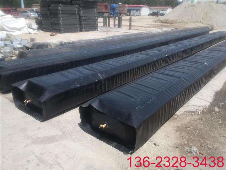 橡胶充气芯模 科运充气芯模在空心板混凝土行业的应用2