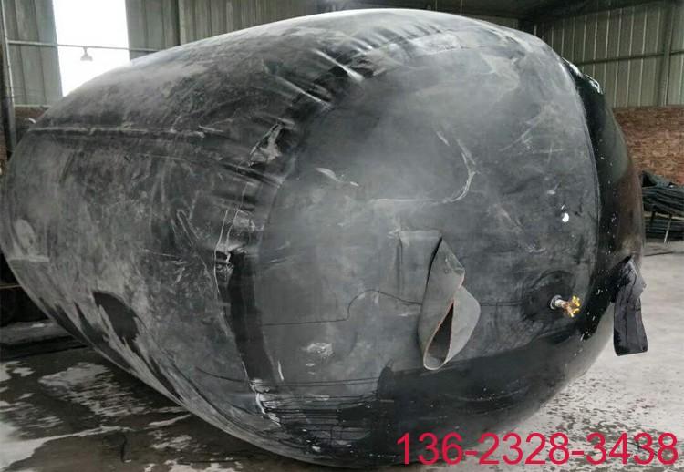 管道封堵气囊 一次硫化成型无接缝型橡胶闭水气囊批发3