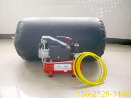 橡胶堵水气囊-科运高压双层加厚管道闭水气囊研发中心1