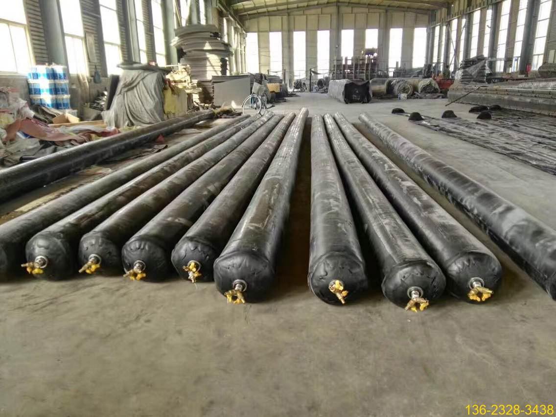 桥梁空心板充气芯模-纤维加强热压高温硫化一次成型2
