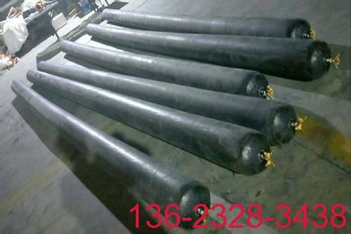 桥梁隧道排水边沟橡胶气囊内模 圆形边沟芯模批发1