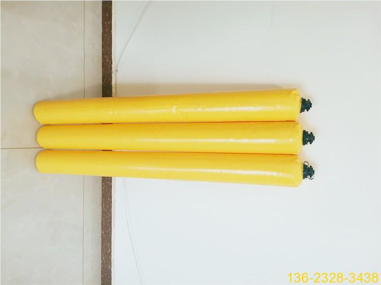 高低强度混凝土隔断拦茬气囊在建筑工程中的应用2