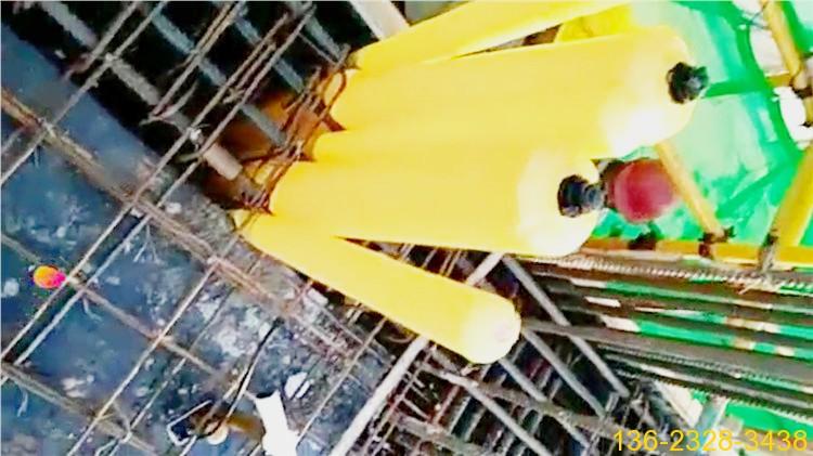 高低标号混凝土拦茬隔断气囊神器 科运橡塑加工定做2
