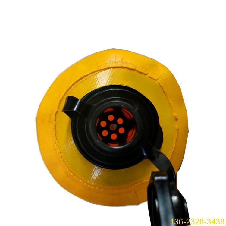 梁柱节点高低标号砼隔断拦茬充气气囊批发零售4