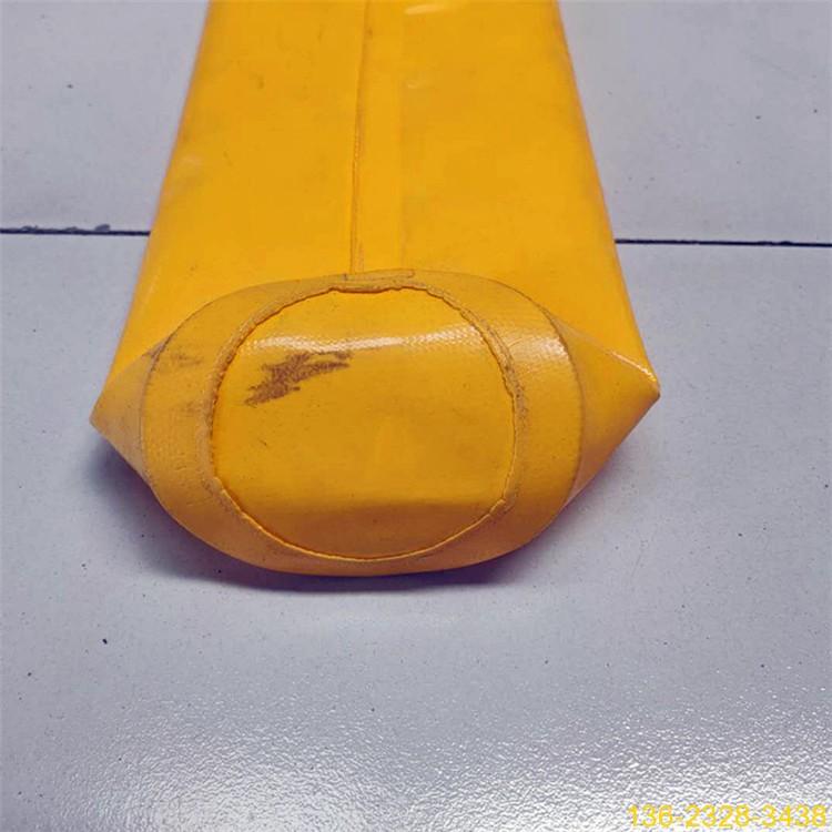 高低强度混凝土隔断拦茬气囊在建筑工程中的应用3