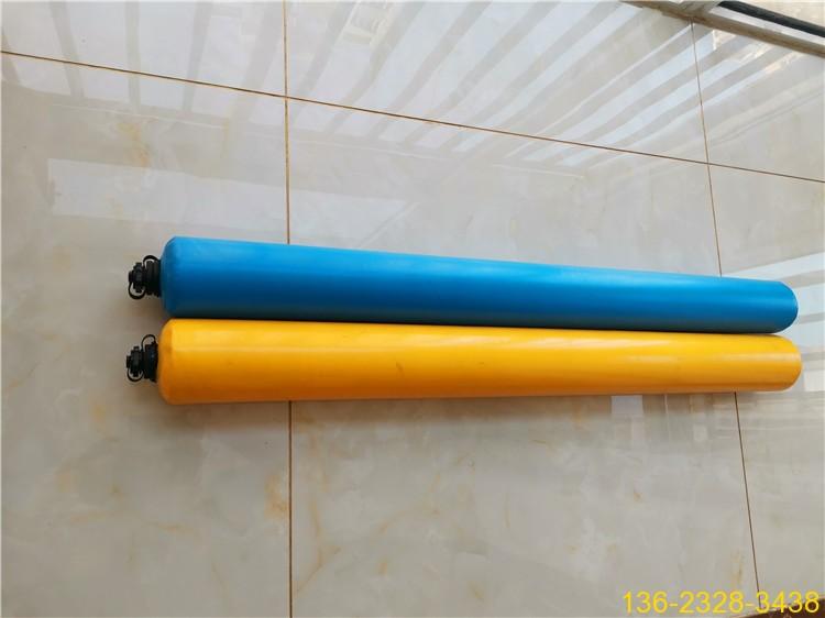 建筑梁柱高低标号砼拦茬充气气囊 山东隔断气囊厂家10