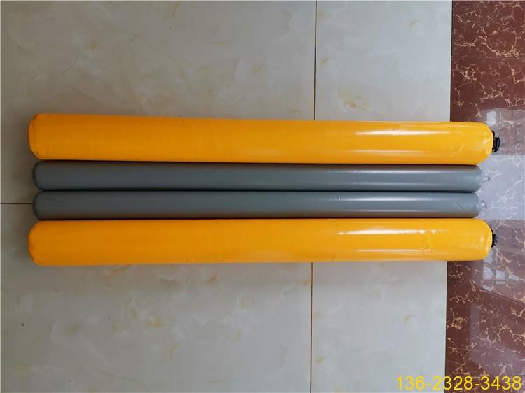 建筑梁柱高低标号砼拦茬充气气囊 山东隔断气囊厂家5
