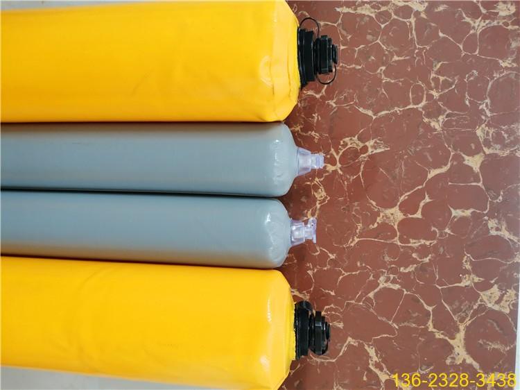 建筑用混凝土隔断拦茬充气气囊 混凝土隔断气囊加工定做1