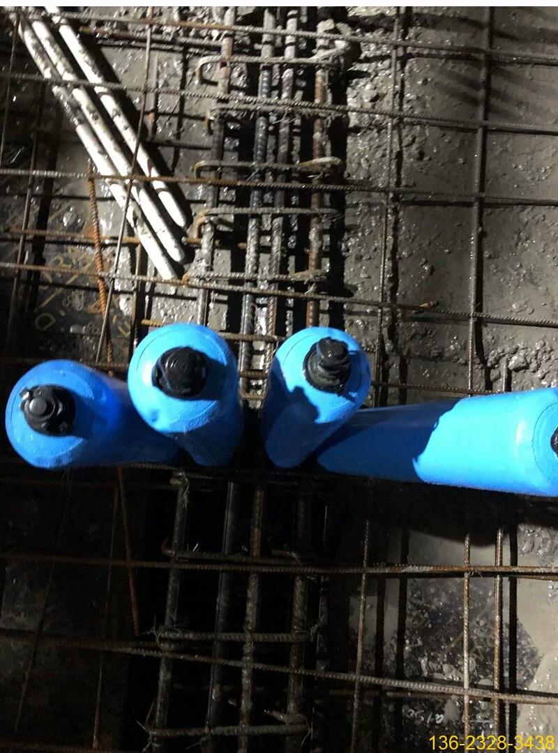 湖南娄底长沙高低标号混凝土拦茬气囊隔断气囊拦茬器19