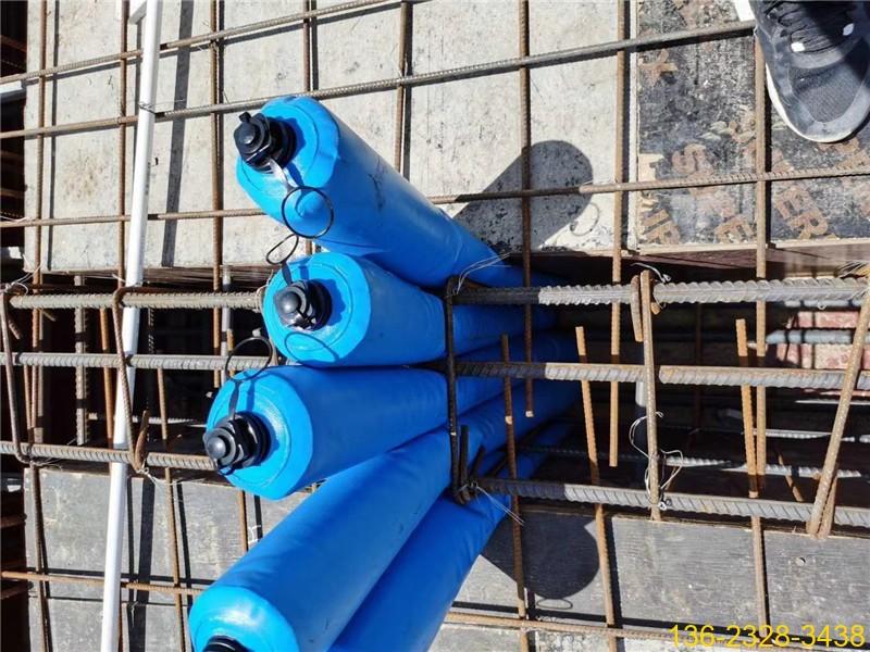 快易收口网终结者---建筑梁柱混凝土隔断拦茬防串标气囊10