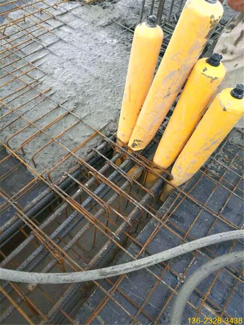 快易收口网终结者---建筑梁柱混凝土隔断拦茬防串标气囊5