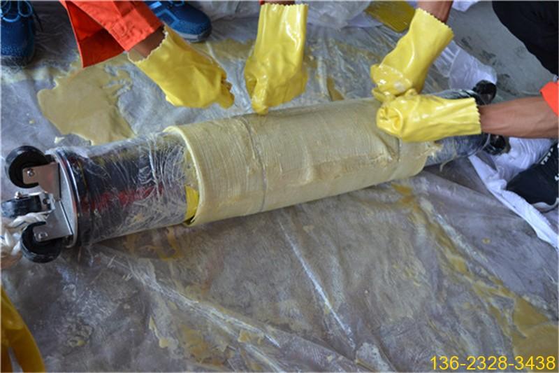 市政管道点状(位)内衬修复气囊专用树脂 管道非开挖神器6