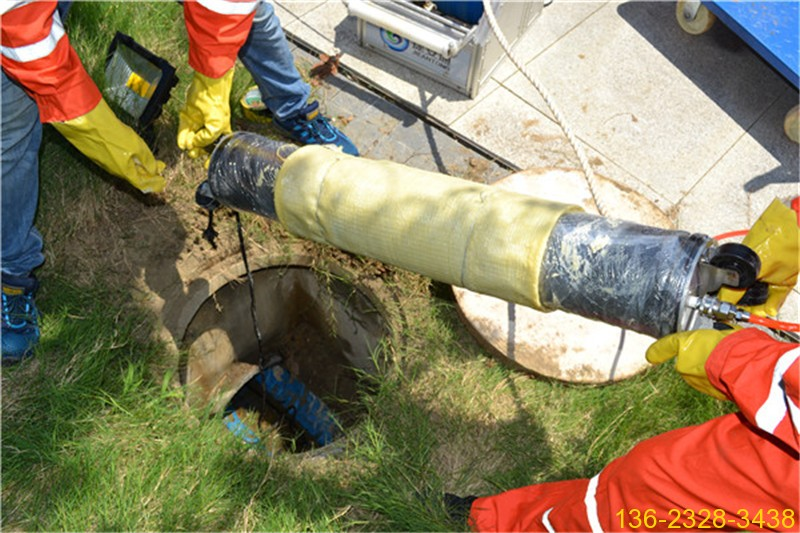 市政管道点状(位)内衬修复气囊专用树脂 管道非开挖神器7