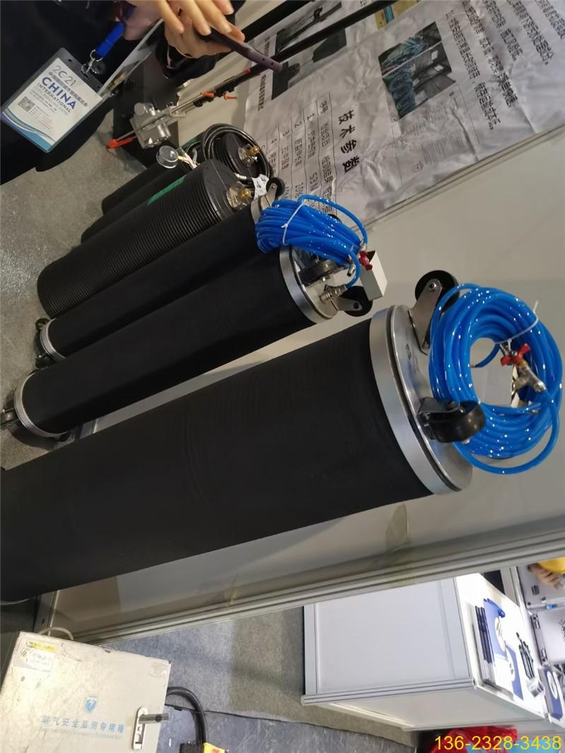 市政管道点状(位)内衬修复气囊专用树脂 管道非开挖神器5