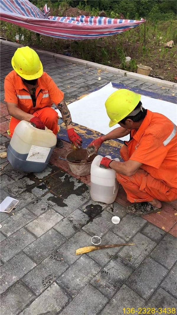 CIPP点位局部树脂固化修复-市政管道非开挖点修树脂5