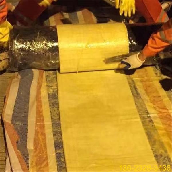 CIPP点位局部树脂固化修复-市政管道非开挖点修树脂4