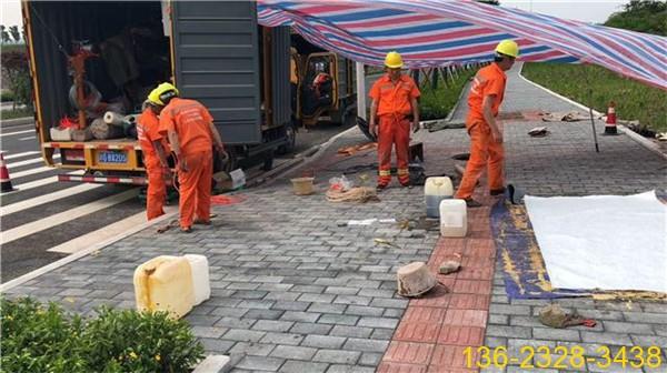 CIPP点位局部树脂固化修复-市政管道非开挖点修树脂9