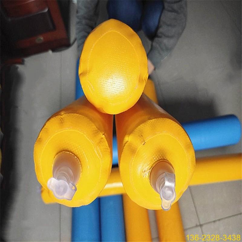 超高层建筑梁柱隔断拦茬充气囊充气柱湖南湖北8