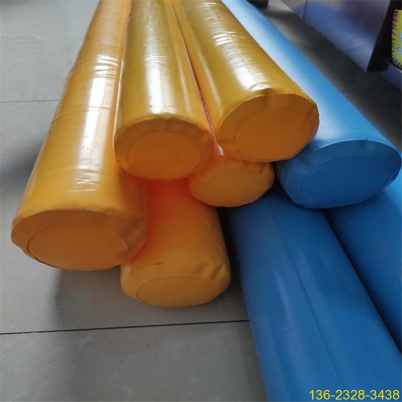 超高层建筑梁柱隔断拦茬充气囊充气柱湖南湖北5
