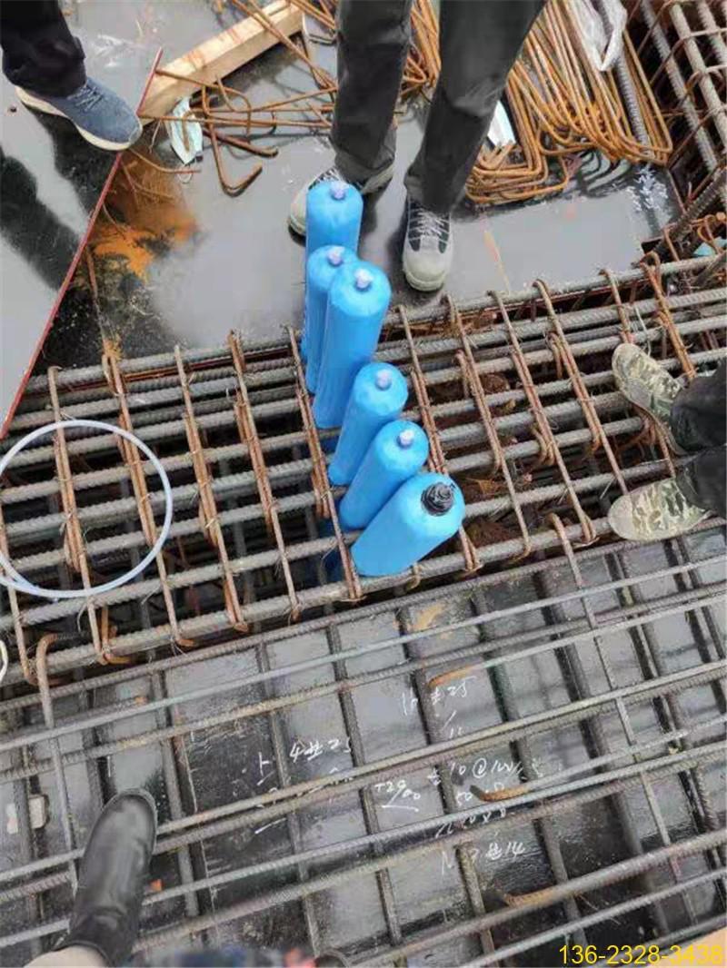 超高层建筑梁柱隔断拦茬充气囊充气柱湖南湖北4