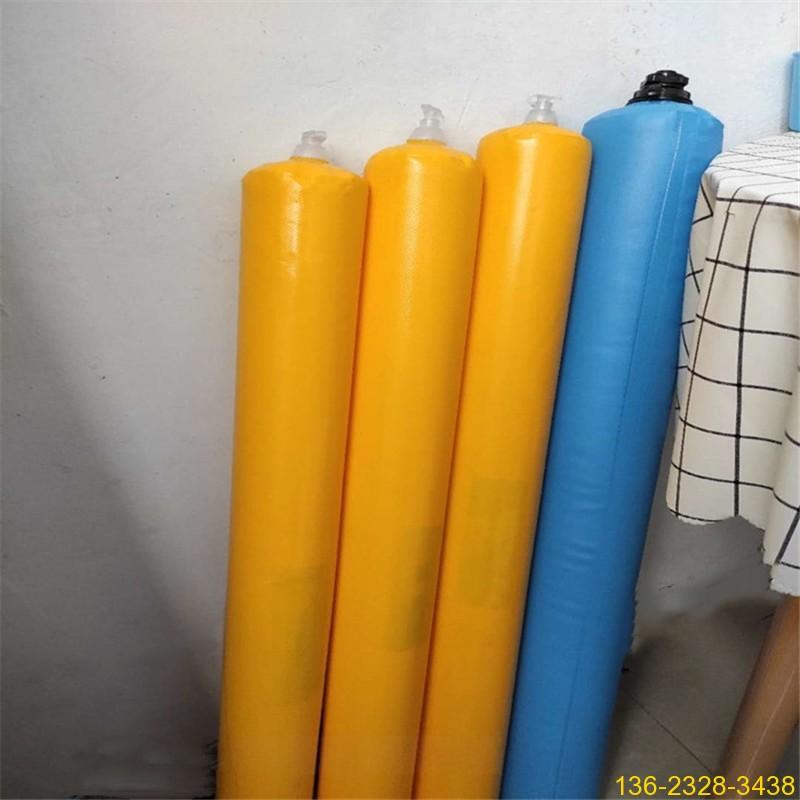 超高层建筑梁柱隔断拦茬充气囊充气柱湖南湖北2